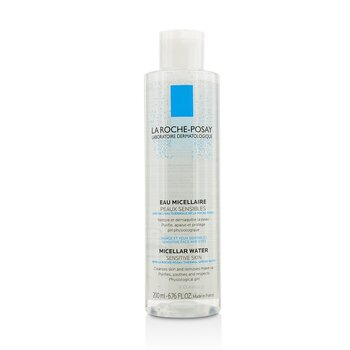 La Roche Posay Płyn micelarny Physiological Micellar Solution (Sensitive Skin)  200ml/6.76oz