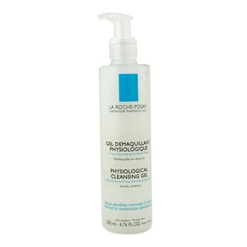 La Roche Posay Physiological Gel Limpiador  200ml/6.76oz