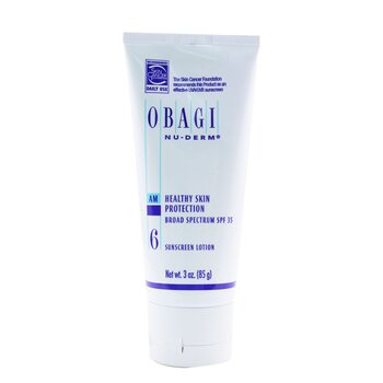 Obagi Nu Derm Protección Saludable Piel SPF 35  85g/3oz