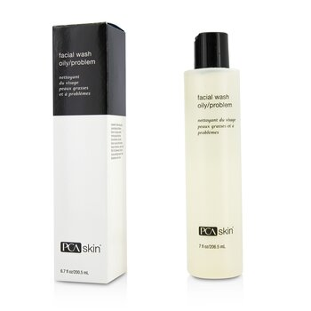 Facial Wash For Oily/Problem Skin  200.5ml/7oz