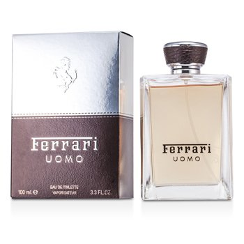 Ferrari Uomo Eau De Toilette Spray  100ml/3.4oz
