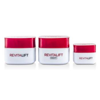 Revital Lift Programme: Day Cream + Eye Cream + Night Cream 3pcs