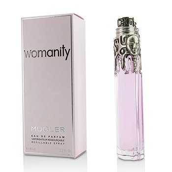 Womanity Eau De Parfum Refillable Spray  80ml/2.7oz