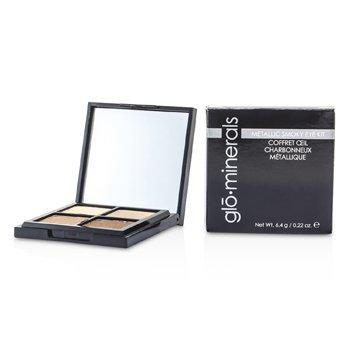 GloMetallic Smoky Eye Kit  4x1.6g/0.055oz
