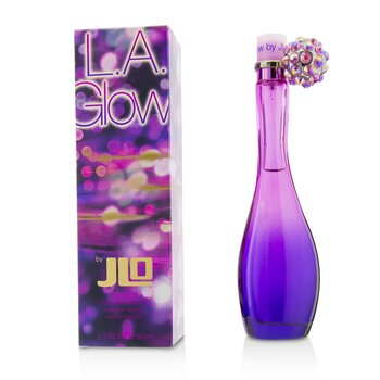 J. Lo L.A. Glow Eau De Toilette Spray  50ml/1.7oz