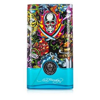 Ed Hardy Hearts & Daggers Eau De Toilette Spray  100ml/3.4oz