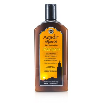 Daily Moisturizing Shampoo (For All Hair Types)  355ml/12oz