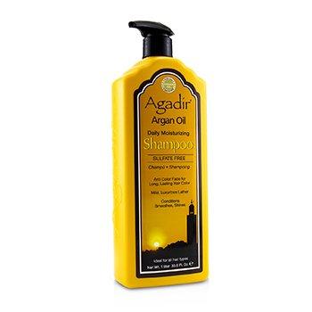 Daily Moisturizing Shampoo (For All Hair Types)  1000ml/33.8oz
