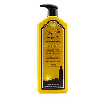 Daily Moisturizing Shampoo (For All Hair Types)  1000ml/33.8oz