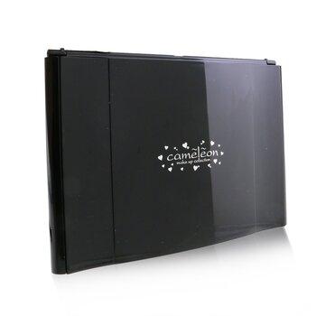 علبة مكياج G2327 (2x بودرة، 36x ظلال عيون، 4x أحمر خدود، ×1 ماسكرا، ×1 قلم عيون، 8x ملمع شفاه، 4x أداة وضع)  -