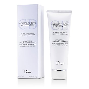 Christian Dior Purifying Foaming Cleanser (Normal / Combination Skin)  125ml/4.3oz