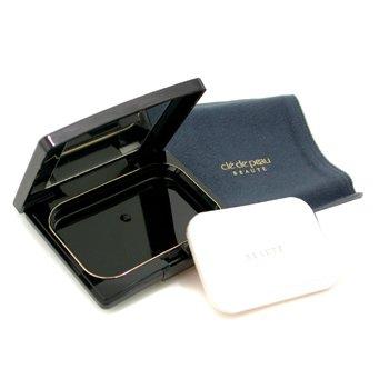 Translucent Pressed Powder Empty Case (With Puff) 31506  -