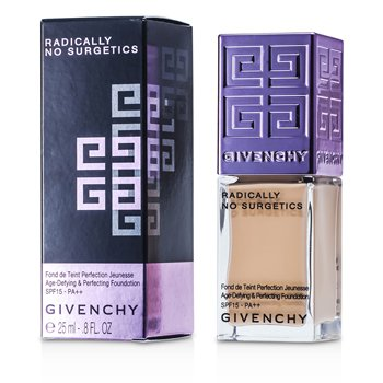 Givenchy Base Radically No Surgetics Age Defying & Perfecting Foundation SPF 15- #2 Radiant Opal  25ml/0.8oz