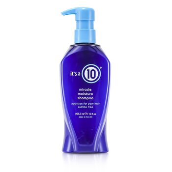 Miracle Moisture Shampoo  295.7ml/10oz