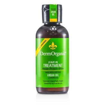 DermOrganic Argan Oil Leave-In Treatment  120ml/4oz