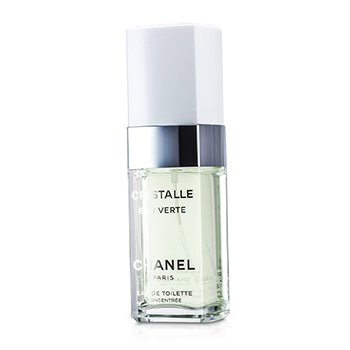 chanel 1 7 oz. cristalle eau verte de toilette concentree spray 50ml/1.7oz chanel 1 7 oz