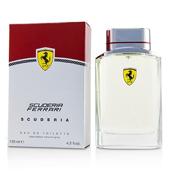 Ferrari Scuderia Eau De Toilette Spray  125ml/4.2oz