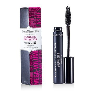 BareMinerals BareMinerals Flawless Definition Volumizing Maskara ( Bulu Mata Lebih Lebat ) - Black  10ml/0.33oz