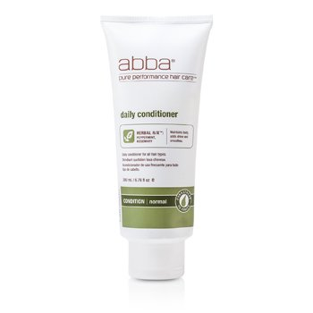 ABBA Daily Conditioner (For All Hair Types)  200ml/6.76oz