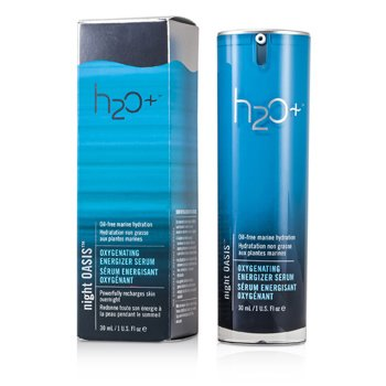 H2O+ Night Oasis Oxygenating Energizer Serum  30ml/1oz