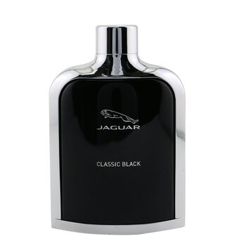 Jaguar Classic Black Eau De Toilette Semprot  100ml/3.4oz