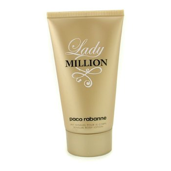 Paco Rabanne Lady Million Loci�n Corporal  150ml/5.1oz