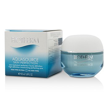 Biotherm Intensywnie nawilżający krem do twarzy Aquasource Skin Perfection 24h Moisturizer High Definition Perfecting Care  50ml/1.69oz