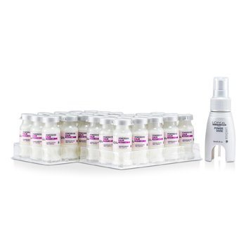 Professionnel Expert Serie - Powerdose Color Single-Dose Rinse Out Treatment (For Colored Hair)  30x10ml/0.33oz