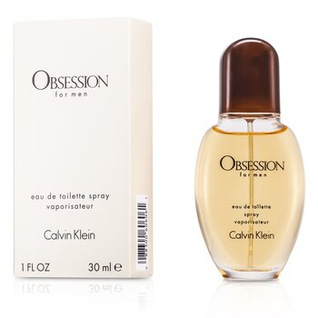 Obsession Eau De Toilette Spray  30ml/1oz