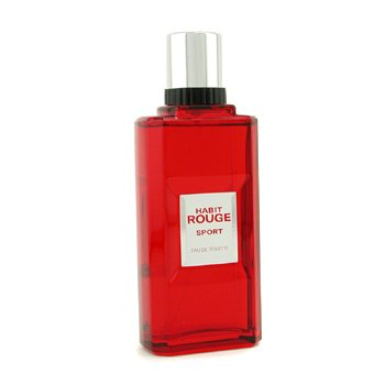 Guerlain Habit Rouge Sport Eau De Toilette Spray  100ml/3.4oz