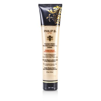 Russian Amber Imperial Conditioning Creme (For Normal to Color-Treated Hair)  178ml/6oz