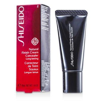 Shiseido Corretivo cremoso Natural Finish - #2 Light Medium  10ml/0.44oz