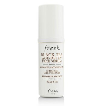 Fresh Black Tea Age Delay Face Serum  30ml/1oz