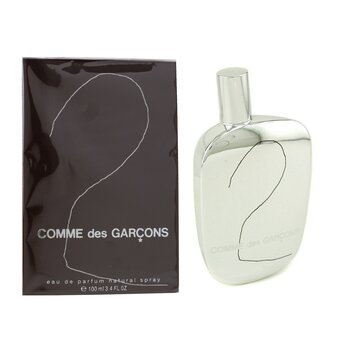 2 Eau de Parfum Spray  100ml/3.3oz