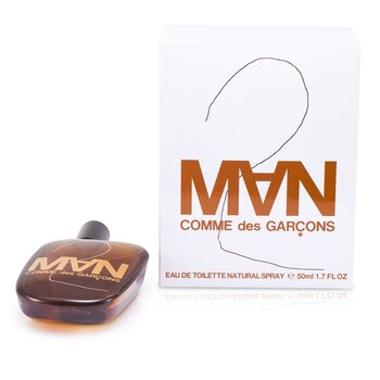 2 Man Eau De Toilette Spray  50ml/1.7oz