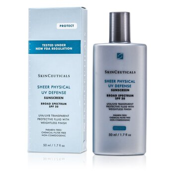 Sheer Physical UV Defense SPF 50 50ml/1.7oz