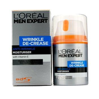 Men Expert Wrinkle De-Crease Anti-Expression Wrinkles Moisturising Cream  50ml/1.6oz