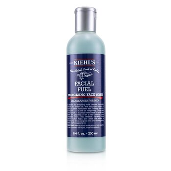 Kiehl's Gel tonico de limpeza Facial Fuel Energizing Face Wash