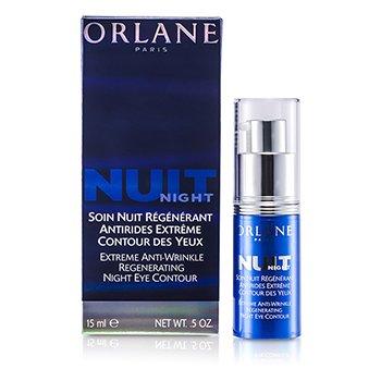 Orlane Extreme Anti-Wrinkle Regenerating Night Eye Contour  15ml/0.5oz