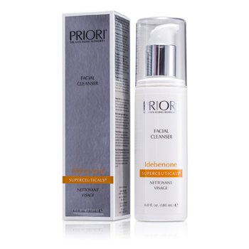 Priori Idebenone Facial Cleanser  180ml/6oz