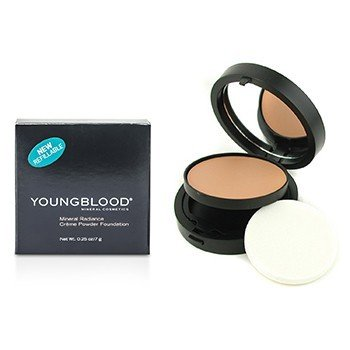 Mineral Radiance Creme Powder Foundation  7g/0.25oz