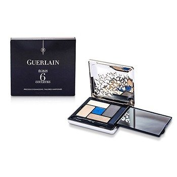 Guerlain Ecrin 6 Couleurs Eyeshadow Palette - # 02 Place Vendome  7.3g/0.25oz