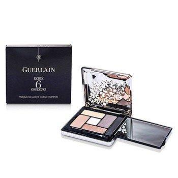 Guerlain Ecrin 6 Couleurs Eyeshadow Palette - # 93 Rue De Passy  7.3g/0.25oz