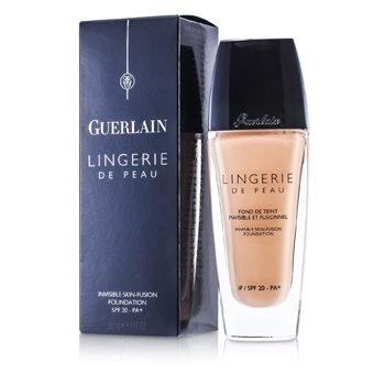 Guerlain Lingerie de Peau Invisible Base de Maquillaje Fusi�n Piel  SPF 20 PA+ - # 12 Rose Clair  30ml/1oz