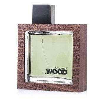 He Wood Rocky Mountain Wood Eau De Toilette Spray  100ml/3.4oz