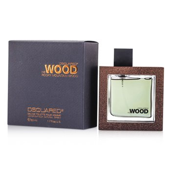 Dsquared2 He Wood Rocky Mountain Wood Agua de Colonia Vap  50ml/1.7oz