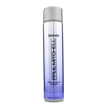 Blonde Platinum Blonde Shampoo (Brighten Blonde, Gray or White Hair)  300ml/10.14oz
