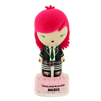 Harajuku Lovers Wicked Style Music Тоалетна Вода Спрей  30ml/1oz