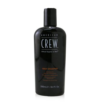 Men Classic Gray Shampoo (Optimal Maintenance For Gray Hair)  250ml/8.45oz
