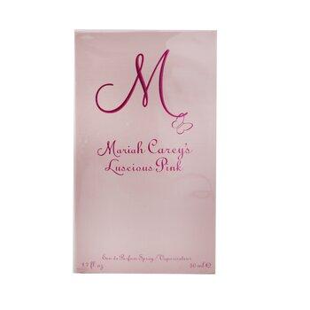 Luscious Pink Eau De Parfum Spray  50ml/1.7oz